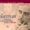 Shakespeare William Shakespeares Sonette